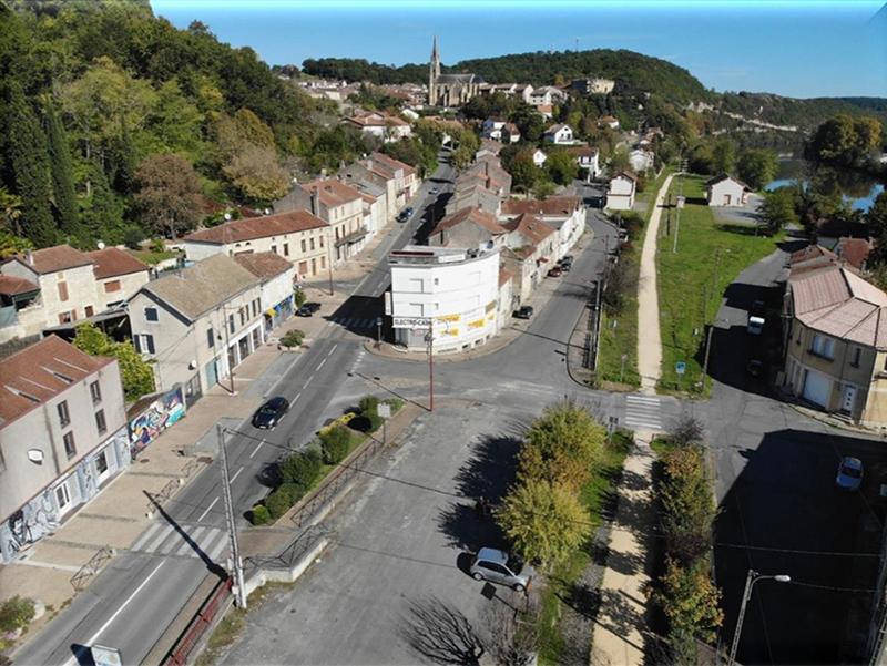 Réaménagement et revitalisation du quartier du Passage au centre-bourg, c'est parti