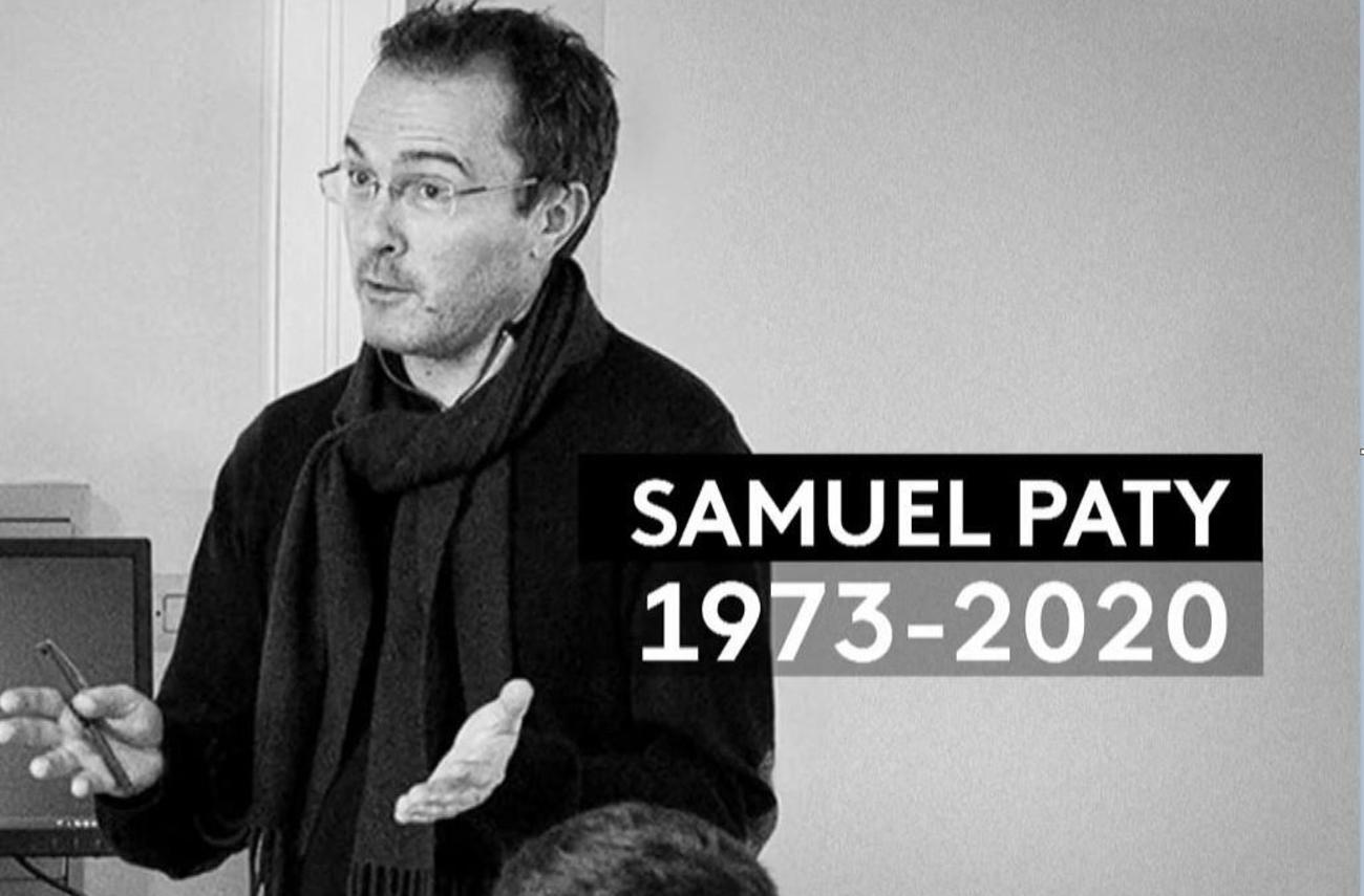 [Hommage à Samuel Paty] - discours de Jean-Louis Costes
