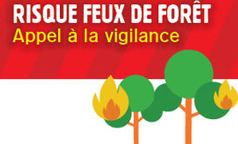 Vigilance orange feux de forêt