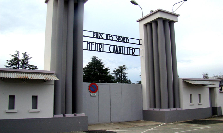 Réouverture du parc des sports