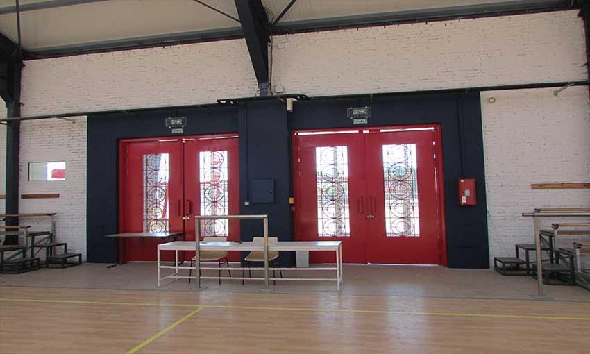 Une salle multisports à Henri Cavallier