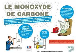 Prévention : monoxyde de carbone